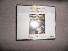 PC CD ROM-comando + conquistar/civilización II-Totalmente probado