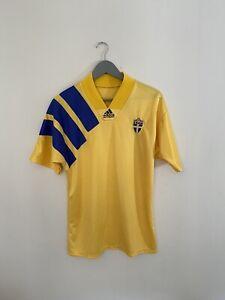 1991-93 Sweden Home Shirt - Medium