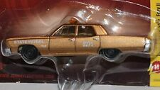 Johnny Lightning Forever 64 R14 1967 Plymouth Fury II State Patrol Police Car