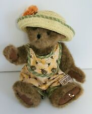 New ListingNwt Boyds Bears ~Hunnie Z. Beezley~10in.~Best Dressed Series~Jointed~Honey Bees