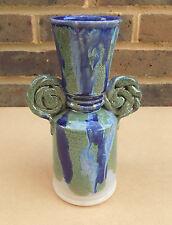 IAN GREGORY Studio Pottery Vase