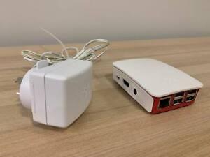 Raspberry Pi 3, Model B, 1 GB RAM, Quad Core CPU, BT, Wifi, Mini PC