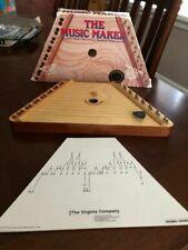 The Music Maker Nepenenoyka Laptop Instrument Dulcimar Lap Harp String Music6
