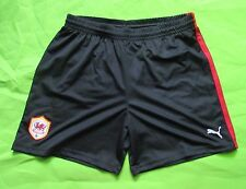 Cardiff City Nuevo Hogar Shorts Puma 2013-2014 Gales los Azulejos Hombre/Adulto Tamaño L