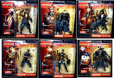 Onimusha 2 Samurai's Destiny 6 Action Figure Set McFarlane Toys New From 2002