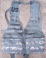 MOLLE II NEW Fighting Load Carrier ACU FLC Vest SDS!