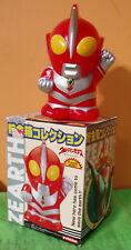"""ULTRAMAN ZEARTH SD 5"""" COIN BANK YUTAKA 1996 JAPANESE TOKUSATSU TOY"""