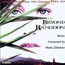 Beyond Rangoon [Original Soundtrack] by Hans Zimmer (Composer) (CD, Aug-1995, Mi