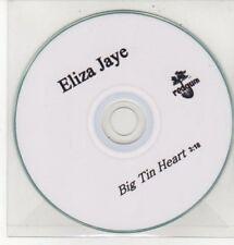 (DD237) Eliza Jaye, Big Tin Heart - DJ CD