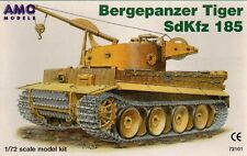 1/72 AMC Models German WWII BergeTiger  Plastic Model Kit