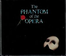 THE PHANTOM OF THE OPERA - LONDON CAST - MINT 2 CD BOX SET