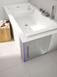 BATH END PANEL BY JACKOBOARD 850 X 600mm