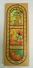 Song of India Incense Sticks: 60 Gram (about 50 Stick) (Indian Temple)