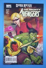 Mighty Avengers #23 Marvel Comics 2009 Dark Reign Earth's Mightiest Part 3