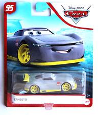 DISNEY PIXAR CARS ERNESTO ROOKIE RUST-EZE RACING CENTER #025 2020 IMPERFECT