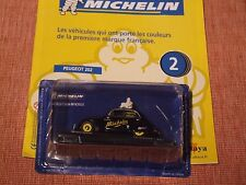 MICHELIN  PEUGEOT 202    1:43 SCALE