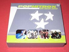 V.A. / Pophitbox - die Neue 2002 (Germany, SSP-9869872) - 3 CD-Box