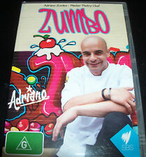 Adriano Zumbo Master Pastry Chef (Australia All Region) DVD - Like New
