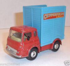 Vintage CORGI 1960's Bedford Circus Truck Chipperfields Die-Cast 1:43