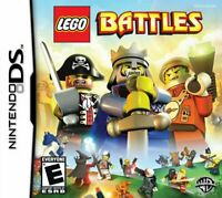 Lego Battles - Nintendo DS Game