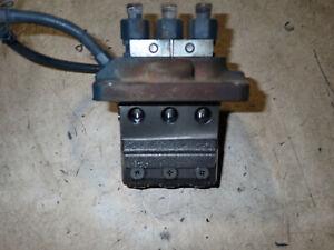 Kubota D1703-M-ET08 1.7L 3 Cylinder Diesel Engine Fuel Injection Pump