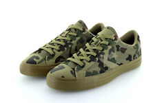 Converse Cons Star Player Ox Camouflage Green Jute Textile Gr. 42,5 / 43,5 US 9