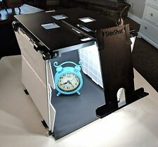 SHOTBOX Photography Light Box Tent Professional Product Collapsible w/ Case