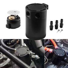 3-Port Oil Tank Can Air-Oil Separator Kit Catch Reservoir Built-in Filter screen