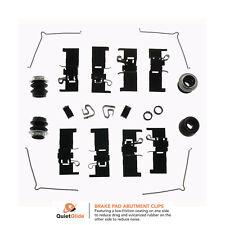 Carlson 13625Q Front Disc Brake Hardware Kit