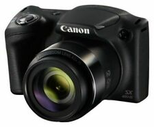 Canon PowerShot SX420 IS 20.0 MP Compact Digital Camera - Black
