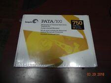 """Seagate 750 GB 3.5"""" Desktop Hard Drive IDE Barracuda 7200 RPM ST3750640A"""