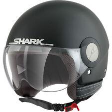 Shark Open Face Scooter Matt Motorcycle Helmets