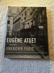 Eugene Atget Unknown Paris & The Rough Guide To Paris