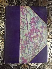 The Well of Santa Clara, Anatole France, 1903, Leather, First Edition