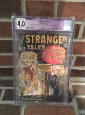 Strange Tales #110 CGC 4.0 1963 1st Dr. Strange 1st Appearance