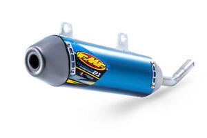 Fmf P-Core 2.1 Rear Cone Cap 1.010 Titanium 020522