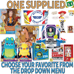 Disney Pixar Toy Story Signature Collection Film Replica ONE SUPPLIED YOU CHOOSE