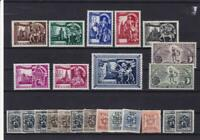 belgium mint never hinged and used   stamps   ref r13874