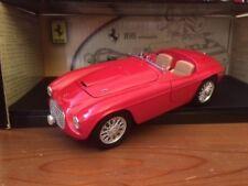 1:18 Ferrari 166 MM BARCHETTA - Hothweels - RED - WITH ORIGINAL BOX - LOW PRICE