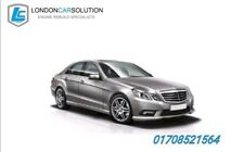 Mercedes E250 2.2 CDi 2009-2011 OM651.955 - Engine Supplied & Fitted