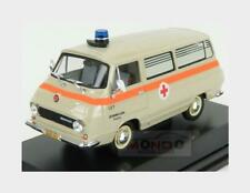 Skoda 1203 Minibus Ambulance 1974 Beige ABREX 1:43 143ABSX-715XO1 Modellbau