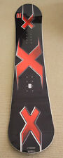 XXX new unused 2005 camber SNOWBOARD 155 cm unique RARE Cern Without Bindings