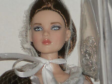 "Tonner's 2011 MDCC Exclusive ""SILVER SPLENDOR"" Cami LE 100 NFRB"