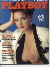 Playboy Magazin 1990/09, Peggy McIntaggart Sammlung vom September 1990