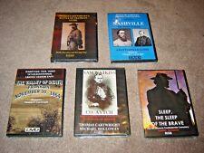 Thomas Cartwright Civil War 3 DVD's & 2 CD's Nashville Franklin Tennesssee