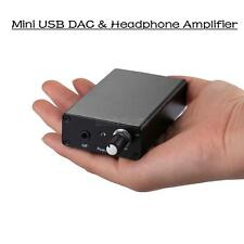 Douk Audio Mini TDA1305T USB DAC Audio Decoder Headphone Amplifier PC Sound Card