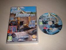 DIGGER SIMULATOR 2011 ~ PC GAME PC CD-ROM