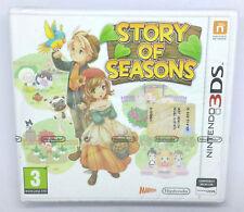 STORY OF SEASONS  Nintendo 3DS 2DS Gioco in Italiano Nuovo Sigillato