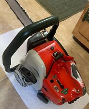 """Vintage Stihl Model 08 Chainsaw 16/17"""" Bar & Chain Spark Well Cared For Chainsaw"""