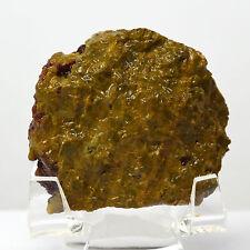 225ct Kabamby Ocean Jasper Rough Green Natural Mineral Crystal Cab - Madagascar